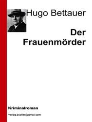 Der Frauenmörder - copertina
