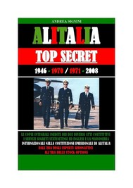 Alitalia Top Secret - copertina