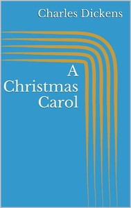 A Christmas Carol (Illustrated) - copertina