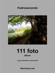 111 foto (album) - copertina