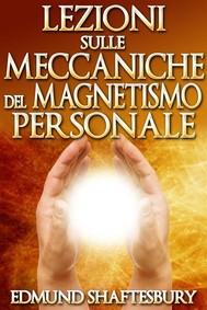 Lezioni sulle Meccaniche del Magnetismo Personale - copertina
