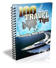 100 Travel Tips - copertina