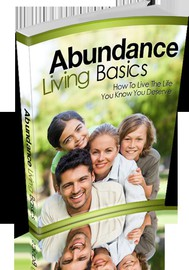 Abundance Living Basics - copertina