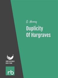 Duplicity Of Hargraves (Audio-eBook) - Librerie.coop