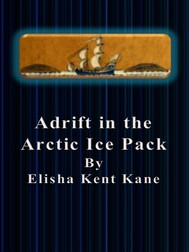 Adrift in the Arctic Ice Pack  - copertina