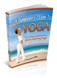 A Beginners Guide To Yoga - copertina