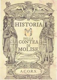 Historia Della Contea Di Molise - copertina