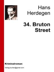 34. Bruton Street - copertina