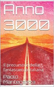Anno 3000 - copertina