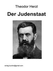 Der Judenstaat - copertina