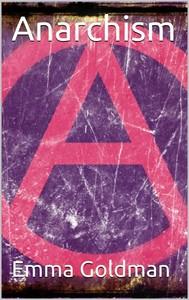 Anarchism - copertina