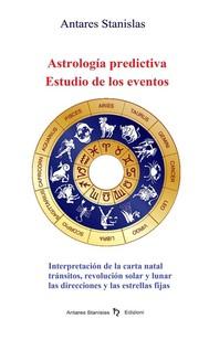 Astrología predictiva.Estudio de los eventos - copertina