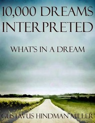 10,000 Dreams Interpreted: What's In a Dream - copertina