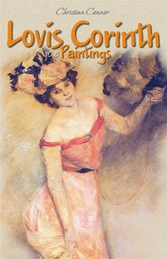 Lovis Corinth: 105 Paintings - copertina
