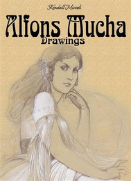Alfons Mucha: Drawings - copertina