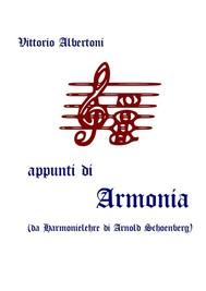 Appunti di armonia - copertina