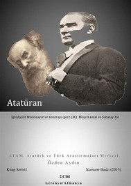 Atatüran 2. Cilt - copertina