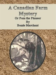 A Canadian Farm Mystery, Or Pam the Pioneer - copertina