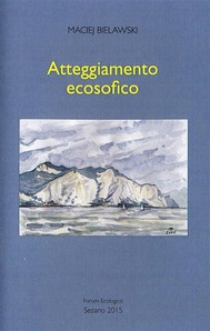 Atteggiamento ecosofico - copertina