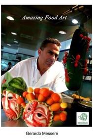 Amazing Food ART - copertina