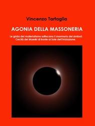 Agonia della Massoneria - copertina