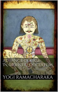Advanced Course in Oriental Occultism - copertina