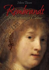 Rembrandt: Masterpieces in Colour - Librerie.coop
