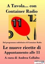 A Tavola Con Container Radio - copertina