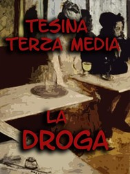Tesina Terza Media: La Droga, Mister X   Ebook Bookrepublic