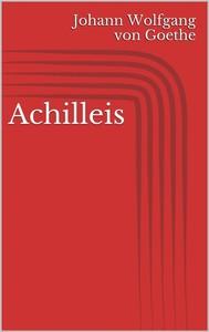 Achilleis - copertina
