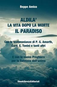 ALDILA' – la vita dopo la morte - IL PARADISO - Con le testimonianze di P. G. Amorth, Card. E. Tonini e tanti altri - E con la nuova Preghiera per la Salvezza dell'anima - copertina