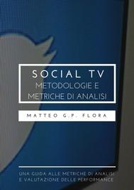 Social TV: metodologie e metriche di analisi - copertina