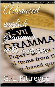 Advanced English Grammar with Exercises - copertina
