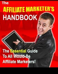 Affiliate Marketer's Handbook - copertina