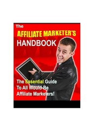 Affiliate marketer s handbook - copertina
