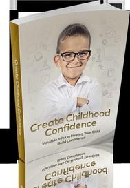 Create Childhood Confidence - copertina