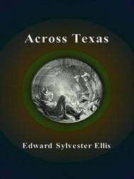 Across Texas  - copertina