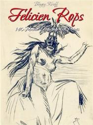 Felicien Rops:  140 Master Drawings and Prints - copertina