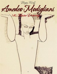 Amedeo Modigliani: 140 Master Drawings - copertina