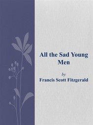 All the Sad Young Men - copertina