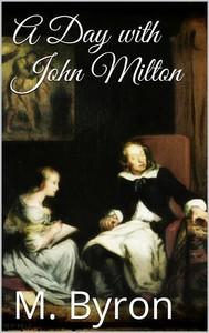 A Day with John Milton - copertina