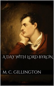 A Day with Lord Byron - copertina