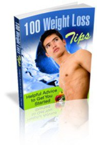 100 Weight Loss Tips Helpful Advice To Get You Started - copertina