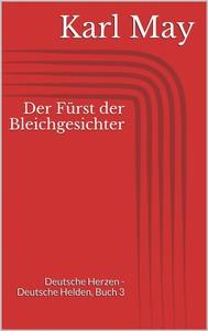 Der Fürst der Bleichgesichter - copertina