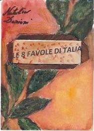 8 favole di Talia  - copertina