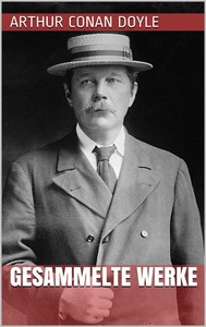 Arthur Conan Doyle - Gesammelte Werke - copertina