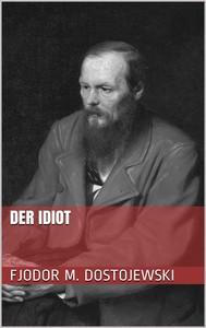 Der Idiot - copertina