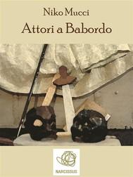 Attori a Babordo - copertina