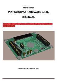 CPLD: Alternativa a Raspberry Pi - Piattaforma hardware E.R.D. – (LICENZA PDF_35).  - copertina