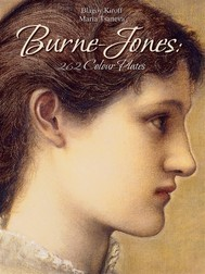 Burne-Jones: 262 Colour Plates - copertina
